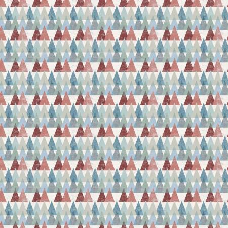 WIND- Across The USA Multi Triangles