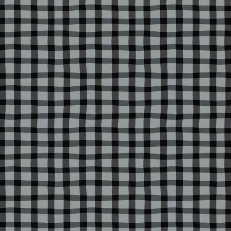 Black Loose Gingham