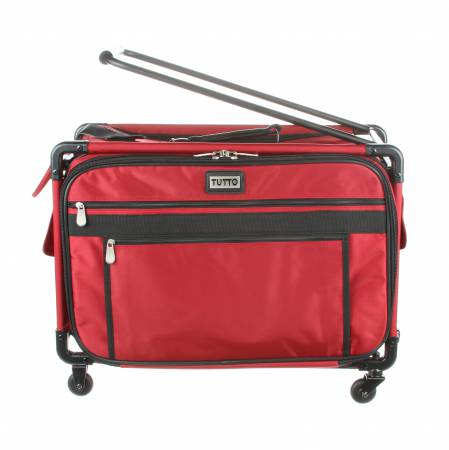 Tutto Machine Case On Wheels Large 22in Red