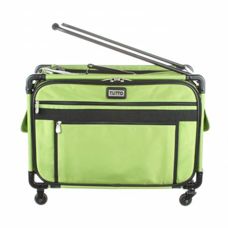 Tutto Machine Case On Wheels Large 22in Lime