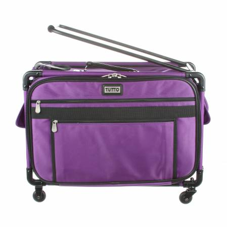 Tutto Machine Case On Wheels Large 22in Purple