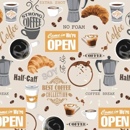 Neutral Coffee Shop