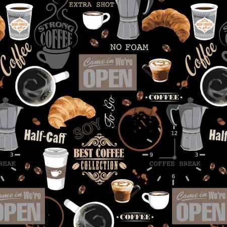 Black Coffee Shop