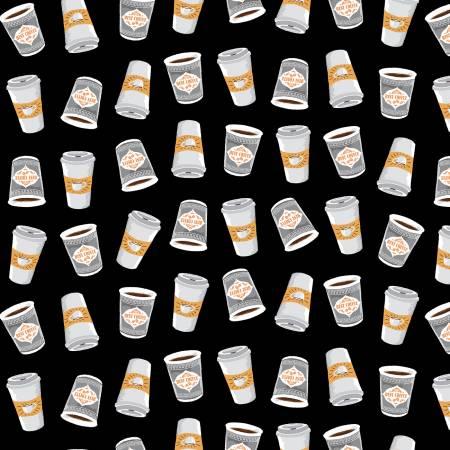 Coffee Shop Black Coffee To Go 20634