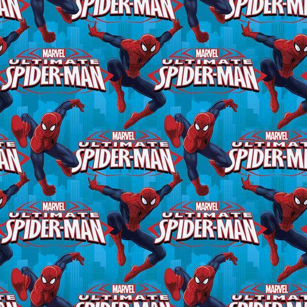 Springs Creative - Spiderman - Ultimate Spiderman Toss - Fleece
