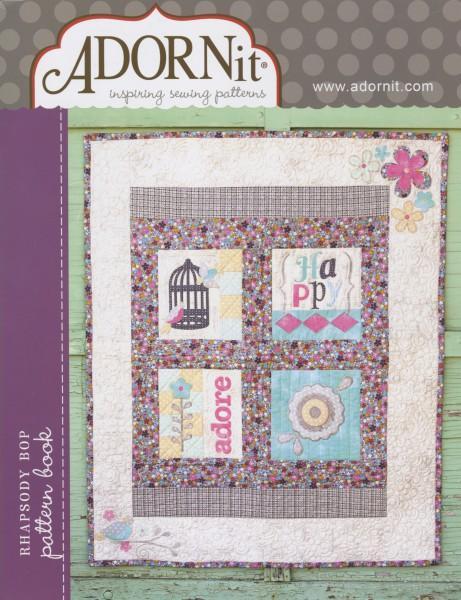 Rhapsody Bop Pattern Book