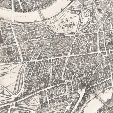 London 52348 1 Ivory City Map