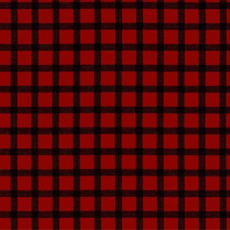 Leaf - Ribbon Red and Black