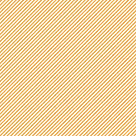 Cora - Diagonal Stripe - Orange
