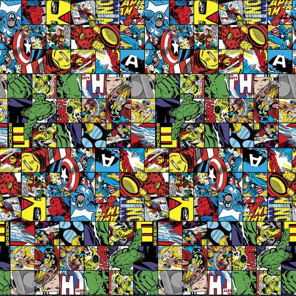 Marvel Comic Patch