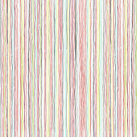 Merry & Mod Multi Candy Cane Stripe