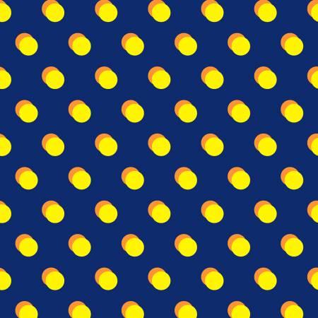 Dot Dot Dot Double Dot Blue