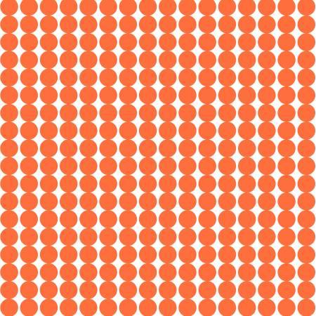 52547-5 Dot Dot Dot / Connected Dot - Orange
