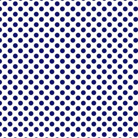 52548-1 Dot Dot Dot / Classic Dot - Ivory