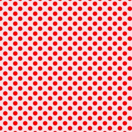 52548-8 Dot Dot Dot / Classic Dot - Pink