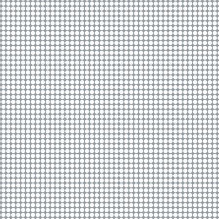 WIND- Dot Dot Dot Ivory On Grey Stacked Dots