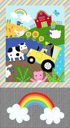Farm Friends Panel 52611