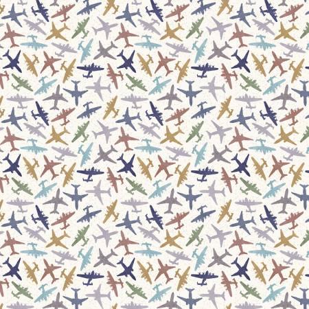 52627-1 Ivory Light Aircraft  (21F)