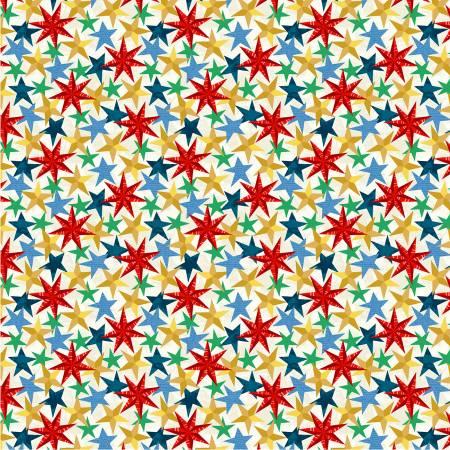 Shine Bright (Winter Towne) by Windham Fabrics (52632-3)