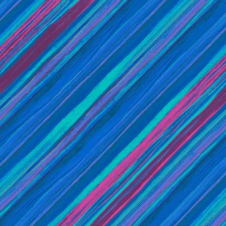 Royal Blue Vista Stripe