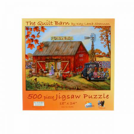 The Quilt Barn Puzzle