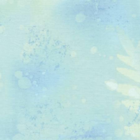 Fabric Benartex Celestial Fossil Fern