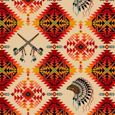 Terracotta Native Spirit