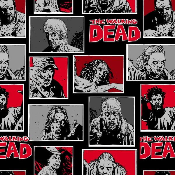 Skybound The Walking Dead Zombie Characters