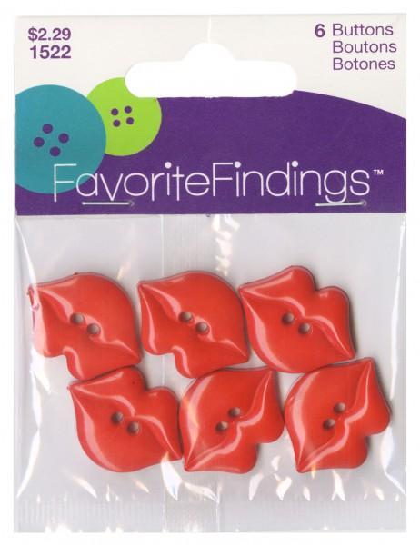 Favorite Findings Kiss Me