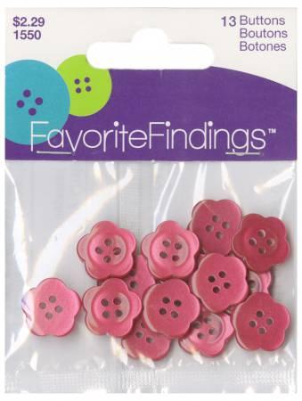 Favorite Findings Red Blooms