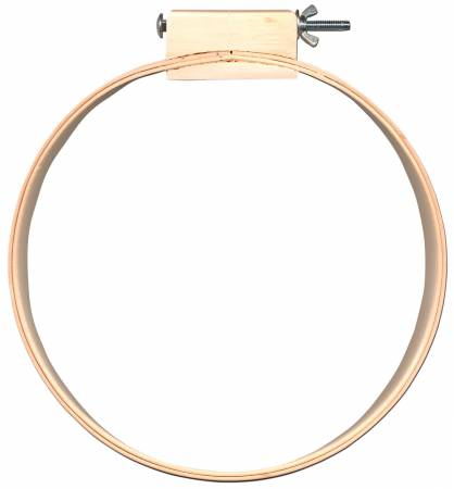 Quilting / Embroidery Hoop Wood 12in Round