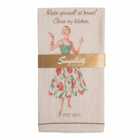 Tea Towel 8271