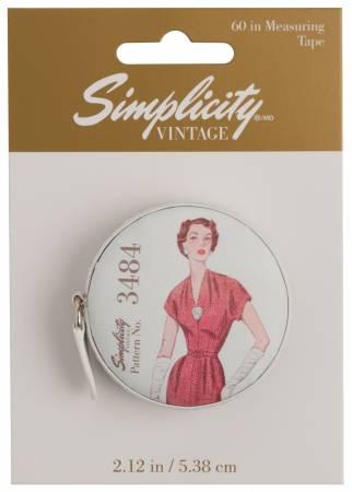 Vintage Measuring Tape 3484