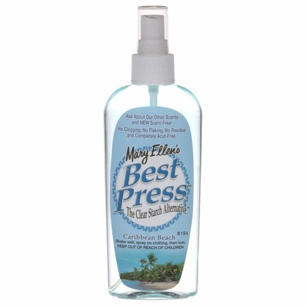 Best Press Spray Starch Caribbean Beach 6oz