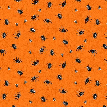 Gone Batty - Orange Creepy Crawly Toss