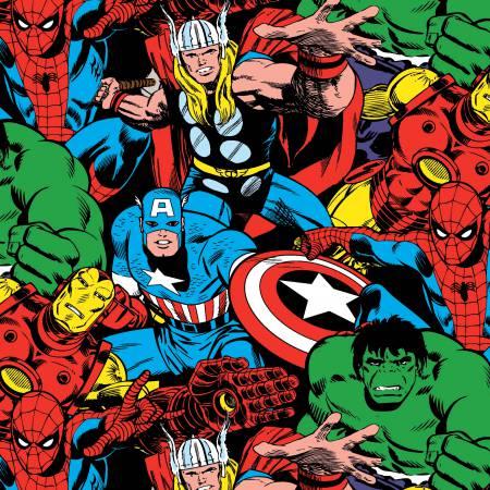 Marvel Comic Pack