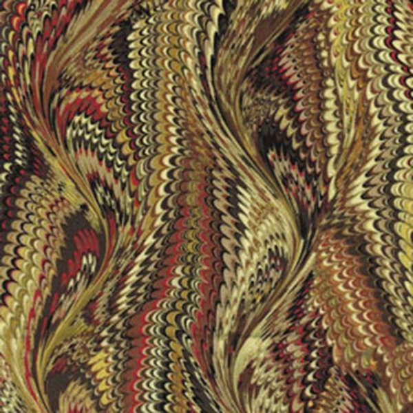 Pine Bookbinder w/Metallic