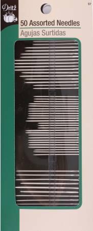 Dritz - Hand Assorted Needles 50ct