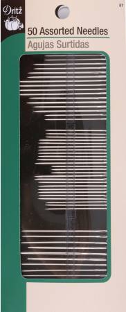 Prym Dritz Hand Assorted Needles 50ct