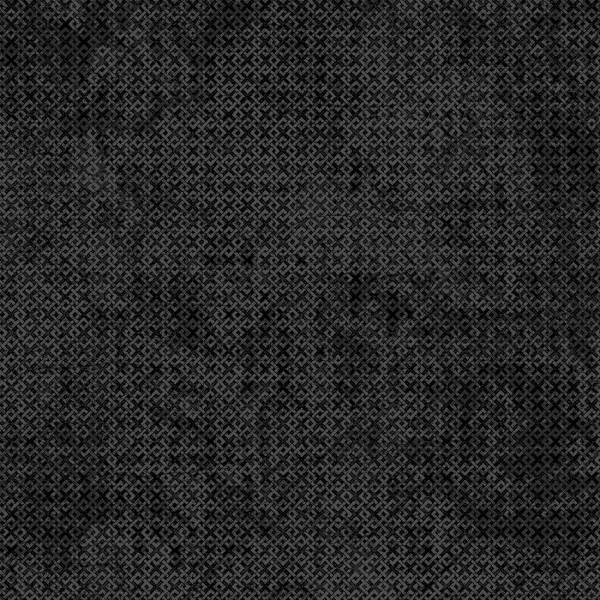 Black Criss Cross Flannel