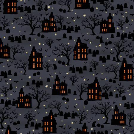 5723S-97 Midnight Spooky Houses (21G)