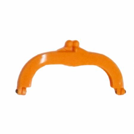 Jelly Clip 5-1/2  Medium Orange