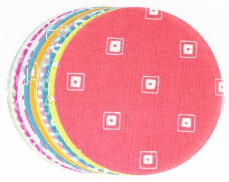 *3in Diameter Wa Circles L's Modern 30pcs - 5685L-2