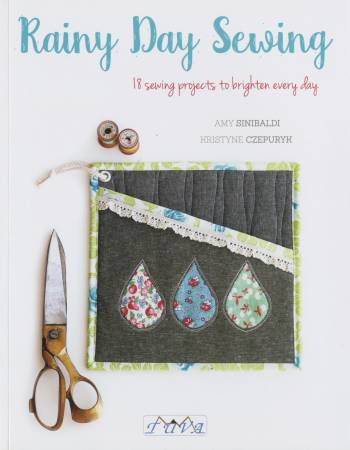 Rainy Day Sewing - Softcover