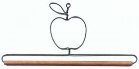 6in Apple Decorative Craft Hanger