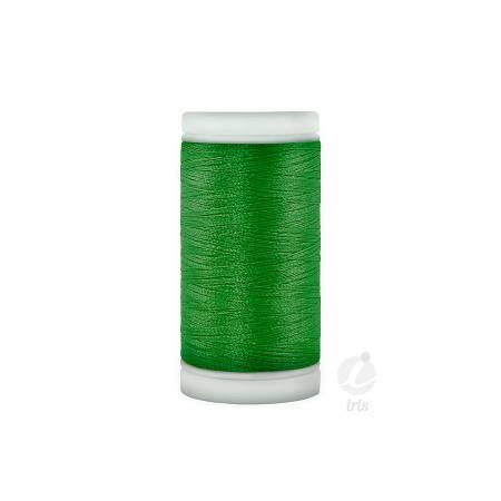 Iris Polyester Machine Embroidery Thread 600yd Green