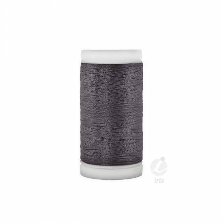 Iris Polyester Machine Embroidery Thread 600yd Flannel