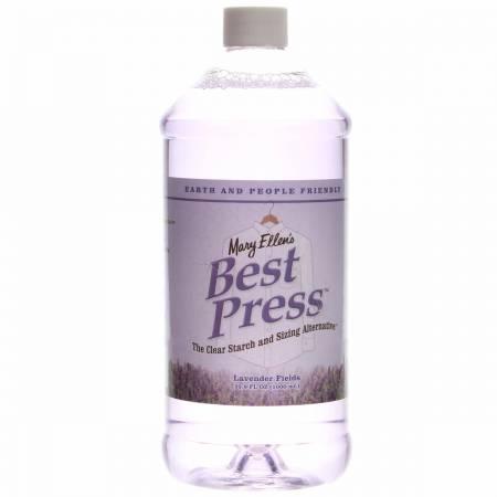 Best Press Spray Starch Lavender Fields 32oz *