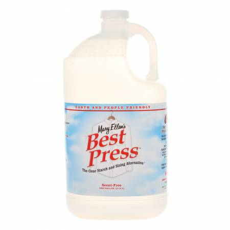 Best Press Spray Starch Scent Free Gallon Refill Size *