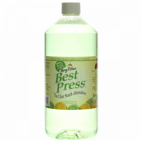 Best Press Spray Starch Citrus Grove 32oz